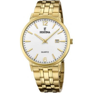Pánské hodinky FESTINA Classic Bracelet 20513/2