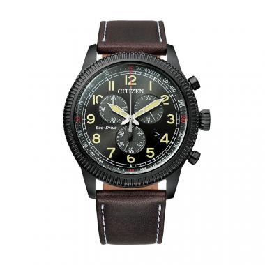 Pánské hodinky Citizen Eco-Drive Chrono AT2465-18E