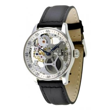Pánské hodinky ZENO WATCH BASEL Automatic ZNP558/9-S-E2