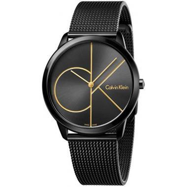Pánské hodinky Calvin Klein Minimal K3M214X1
