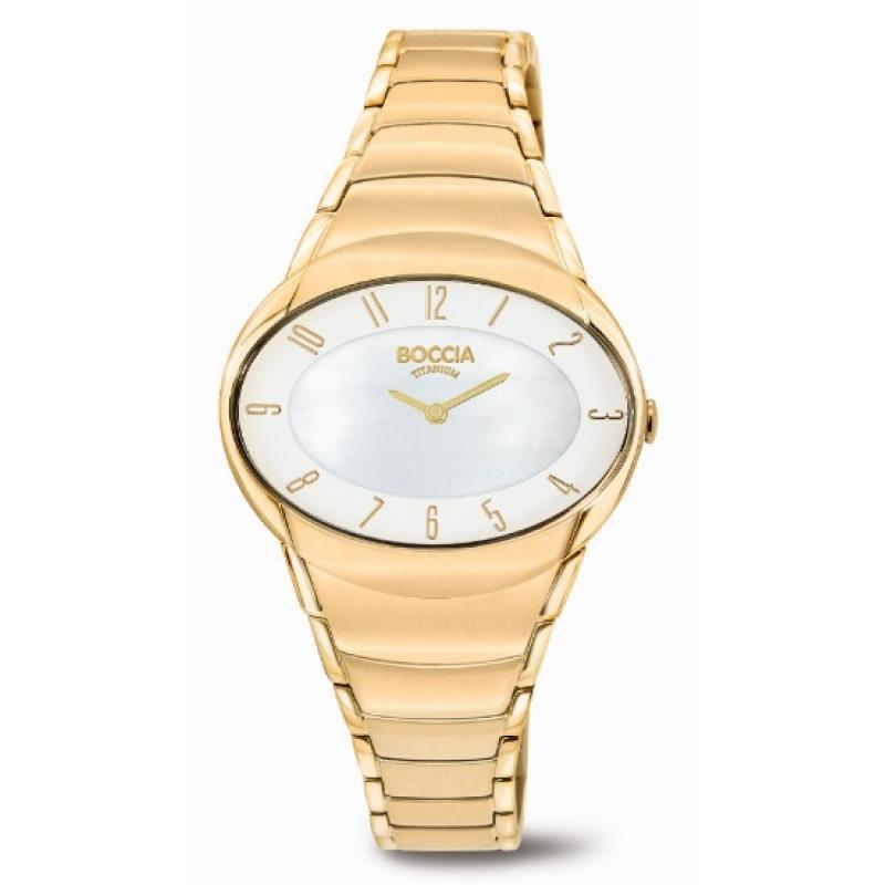 3D náhled. Dámské hodinky BOCCIA TITANIUM 3255-02 8501670993
