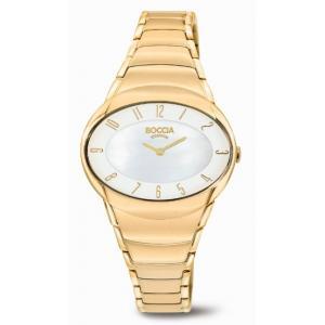 Dámské hodinky BOCCIA TITANIUM 3255-02