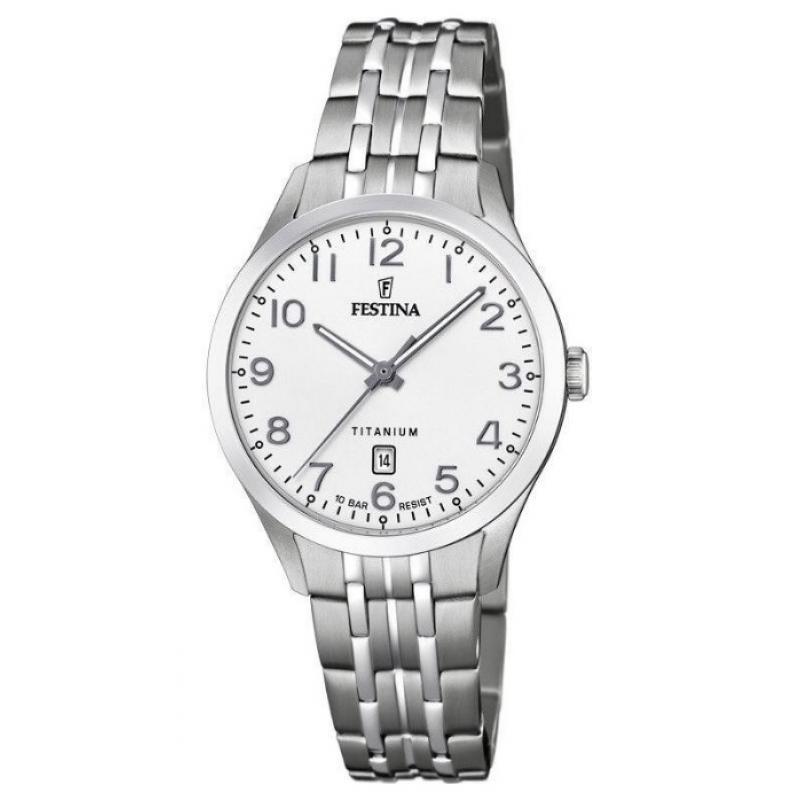 Dámské hodinky FESTINA Titanium Date 20468/1