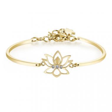 Náramek BROSWAY Chakra Lotus Flower BHK404