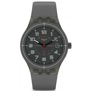 Pánské hodinky SWATCH Sistem Ash SUTM401