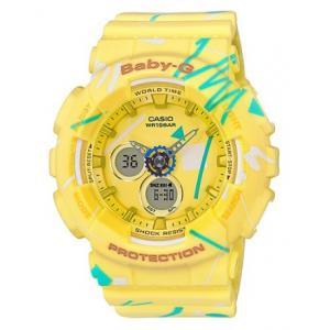 Dámské hodinky CASIO Baby-G BA-120SC-9A