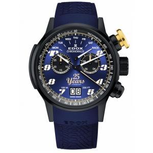 Pánské hodinky EDOX Chronorally Sauber F1 Team 25th Anniversary Limited Edition 38001 TINNBUB25