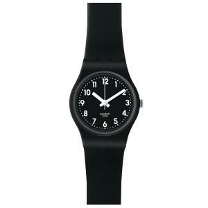 3471099f57d 3D náhled. Dámské hodinky SWATCH Black Single LB170E