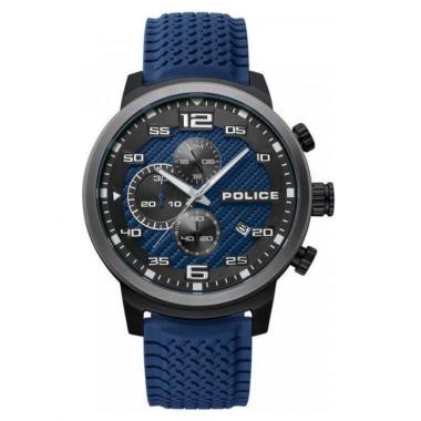 Pánské hodinky POLICE Bromo PL15657JSBU/03P