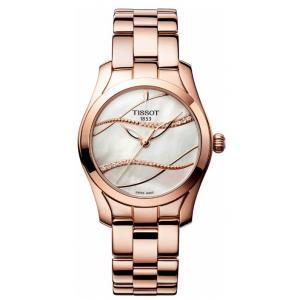 Dámské hodinky TISSOT T-Wawe T112.210.33.111.00
