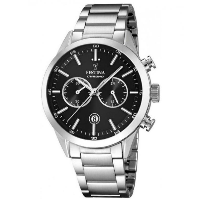 Pánské hodinky FESTINA Timeless Chronograf 16826/C