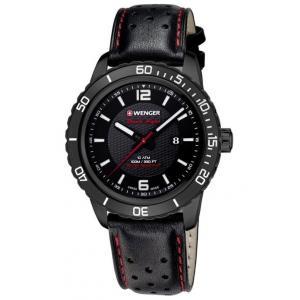Pánské hodinky WENGER Roadster Black Night 01.0851.123