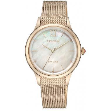 Dámské hodinky Citizen Elegant Eco-Drive EM0813-86Y