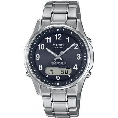 Pánské hodinky CASIO Lineage Wave Ceptor LCW-M100TSE-1A2ER