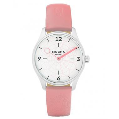Dámské hodinky PRIM MUCHA MYSTERY  37-229-427-00-1