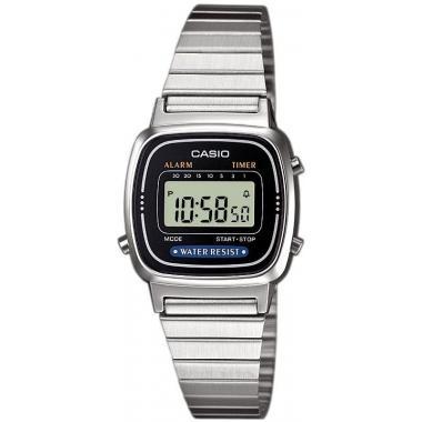 Dámské hodinky CASIO LA-670WEA-1EF