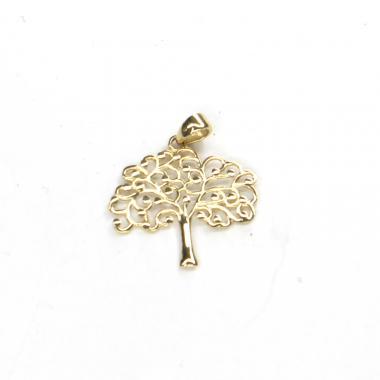 Přívěs ze žlutého zlata strom života Pattic AU 585/000 1,05 gr ARP101005Y