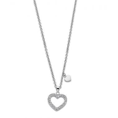 Náhrdelník LOTUS STYLE WOMAN'S HEART LS2026-1/1
