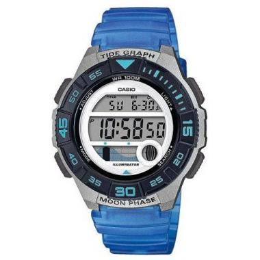 Dámské hodinky CASIO Collection Basic LWS-1100H-2AVEF