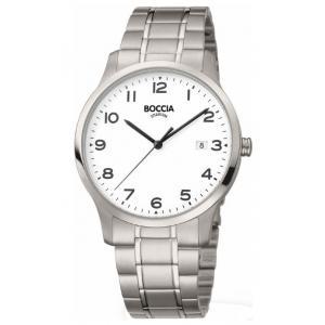 Pánské hodinky BOCCIA TITANIUM 3595-01