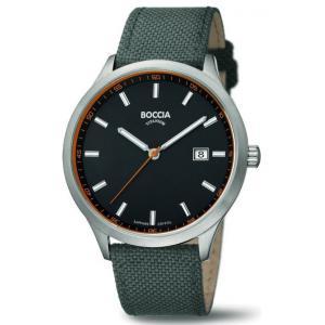 Pánské hodinky BOCCIA TITANIUM 3614-01