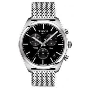 Pánské hodinky TISSOT PR 100 Chronograph T101.417.11.051.01