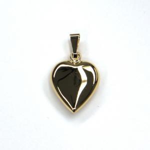 Přívěs srdce Pattic AU 585/000 1,25gr, ARP268205