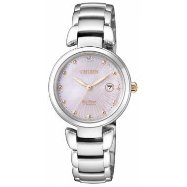 Dámské hodinky CITIZEN Super Titanium EW2506-81Y