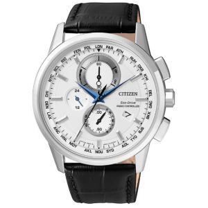 Pánské hodinky CITIZEN Radiocontrolled Eco-Drive AT8110-11A