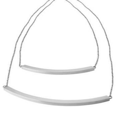 Náhrdelník STORM Thea  Necklace - Silver 9980885/S