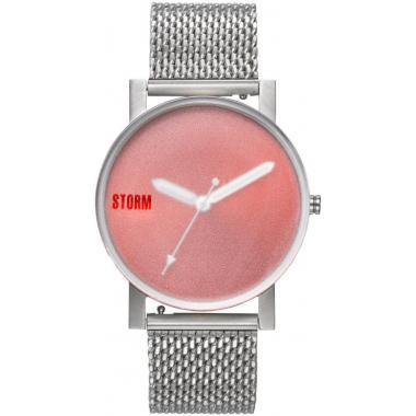 Dámské hodinky STORM New Blast V2 Mesh Red 47457/R