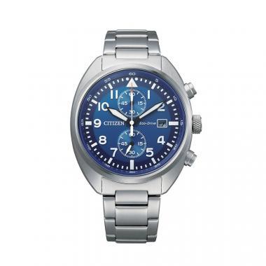 Pánské hodinky Citizen Eco-Drive Chrono CA7040-85L