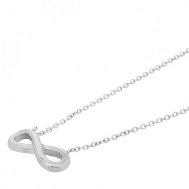 Náhrdelník STORM Infinity Necklace - Silver 9980873/S