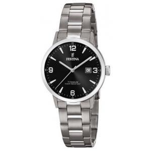Dámské hodinky FESTINA Titanium Date 20436/3