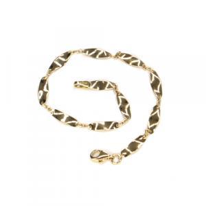 Náramek ze žlutého zlata Pattic AU 585/000 2,30 gr ARP127803Y-19