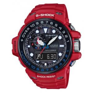 Pánské hodinky CASIO G-SHOCK Gulfmaster GWN-1000RD-4A