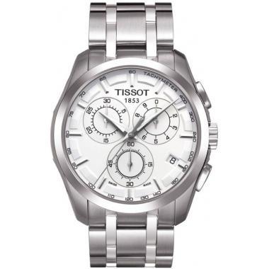 Pánské hodinky Tissot Couturier Quartz T035.617.11.031.00