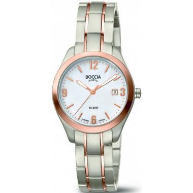 Dámské hodinky Boccia Titanium 3317-02