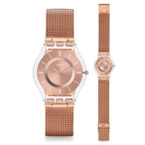 Dámské hodinky SWATCH Hello Darling SFP115M