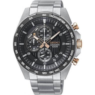Pánské hodinky SEIKO Motorsport Chronograph SSB323P1