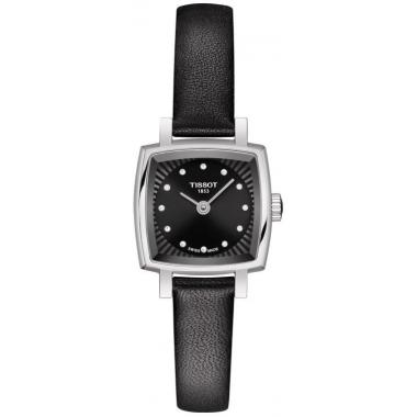 Dámske hodinky Tissot Lovely Square Lady Quartz T058.109.16.056.00