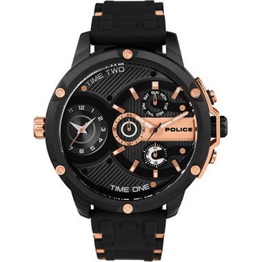 Pánské hodinky POLICE Leader PL15049JSB/02P