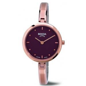 Dámské hodinky BOCCIA TITANIUM 3248-03
