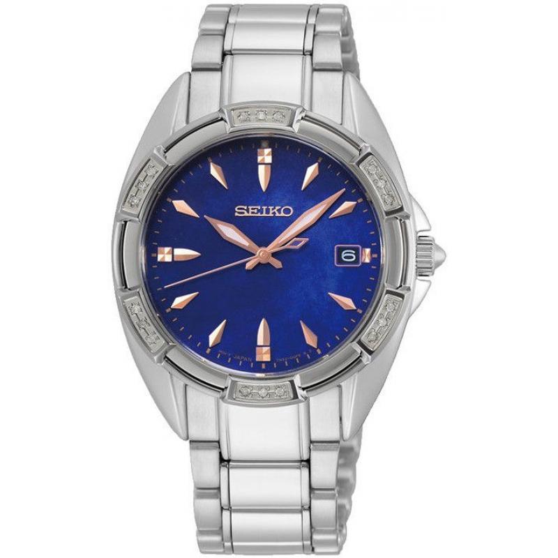 Dámské hodinky SEIKO Quartz Diamonds SKK881P1