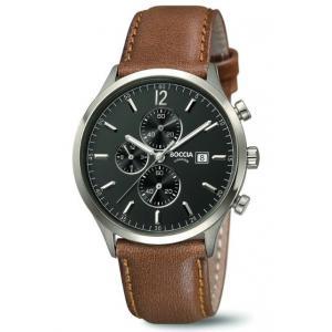 Pánské hodinky BOCCIA TITANIUM 3753-04