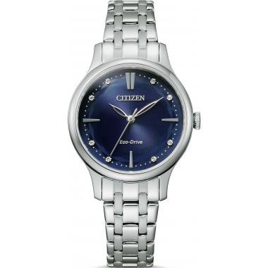 Dámské hodinky Citizen Elegant Eco-Drive EM0890-85L
