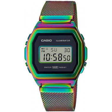 Hodinky CASIO Collection Retro A1000RBW-1ER