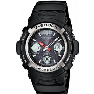 Pánské hodinky CASIO G-SHOCK AWG-M100-1AER