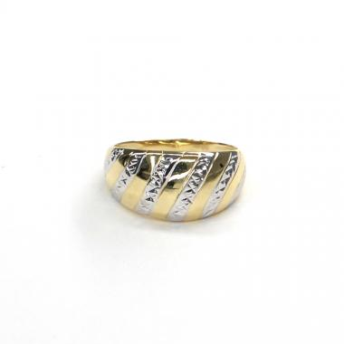 Prsten ze žlutého zlata Pattic AU 585/000 2,60 gr GURDC0118450201-58