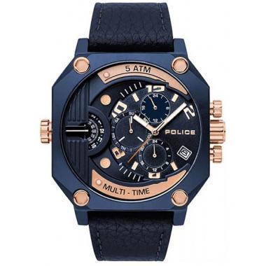 Pánské hodinky POLICE Furnace PL15385JSBL/03